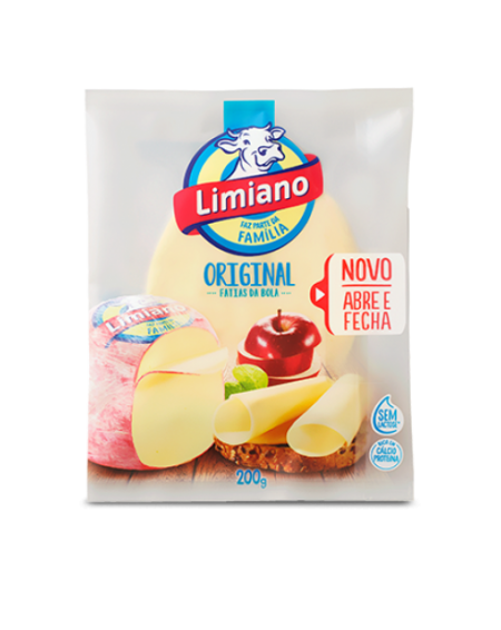 Limiano Sliced Cheese